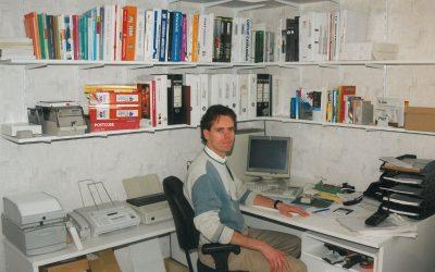 1993: De start
